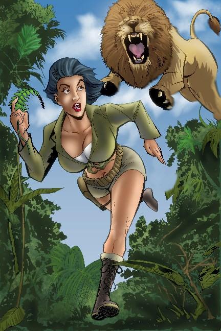 Predator and Prey 1st Sample page