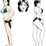 Alina Character Sketch by Ed Coutts
