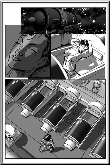 First Page of Lt. li story in Issue 1