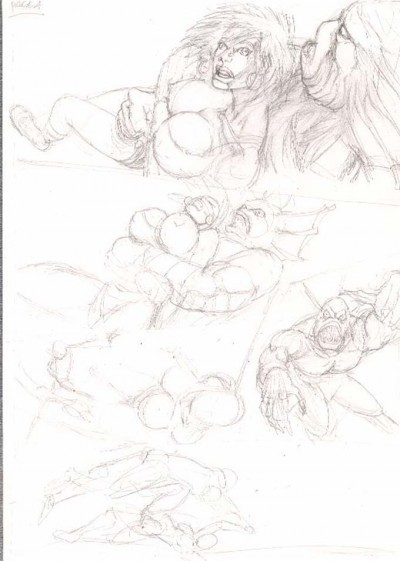 Essence Page 4 rough
