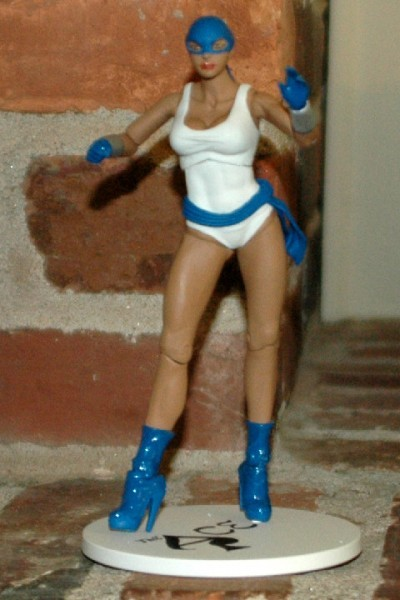 Ace Action Figure - Photo