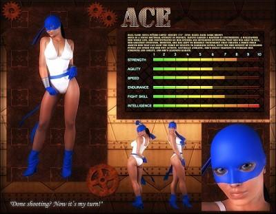Ace Profile image by thatbumzzz of DA