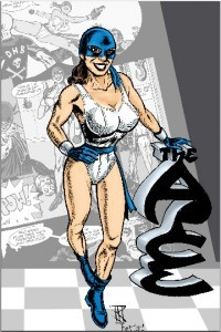 The Ace by Jim Ritchey Colored by PSM