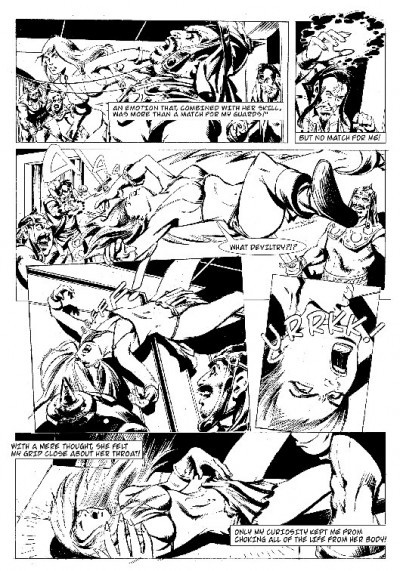Taryn - 2nd sample page