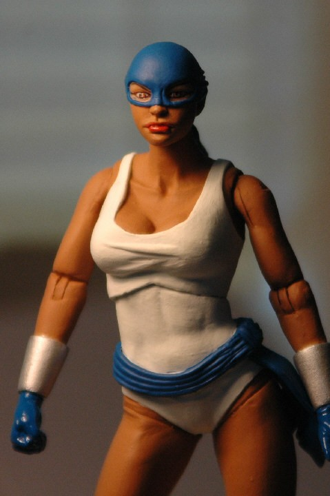 Ace Action Figure - Photo